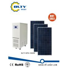 Venta caliente fuera del sistema de energía solar de la rejilla 600W1kw2kw3kw5kw6kw