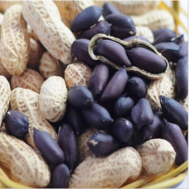 Black peanut