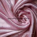 Tissu gonflable floqué de PVC pour l'oreiller / vêtement / sofa