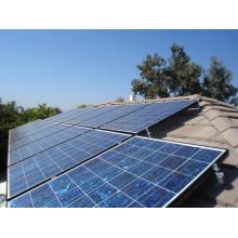 Panel solar polivinílico de 30V 245W