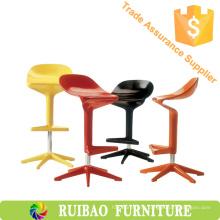 Современная дозаправляемая барная стойка Барный стул Пластиковый лонг-бар RBS-6293