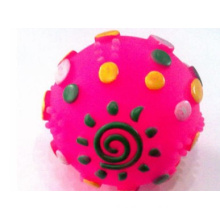 Voices Leakage Food Ball Dog Pet Toy (HN-PT174)