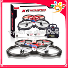 Syma drone X6 2.4G 4CH RC Quadcopter 4-axis ufo aircraft rc quad copter