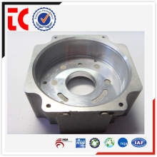 China populares de aluminio por encargo carcasa de la unidad de fundición para piezas de dispositivos mecánicos