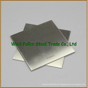 Ti Gr. 1 / hoja de aleación de titanio Tr270c / placa