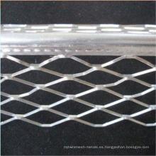 Malla galvanizada por inmersión en caliente / grano de esquina galvanizado