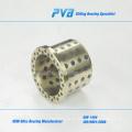 Lagerbuchse mit Bund, Serie BB-BMF, Jiaxing Gleitlager Hersteller