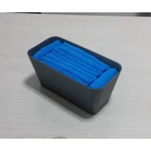 (BC-G1003) Werbegeschenk-Frottee-Tuch mit Aufbewahrungsbehälter
