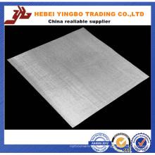 Treillis métallique en acier inoxydable 304 316L