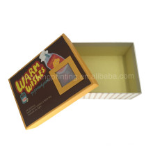 Free sample!New arrival high quality organic recycled shoe boxes,