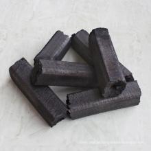 Temperatura quente Longo Tempo de Queimação Premium CHURRASCO Carvão De Briquete De Serragem Com Preço de Fabricação