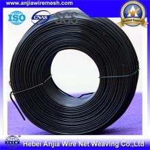Строительные материалы Черный обожженный стальной железный провод (anjia-256)
