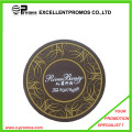 Unique and Fashionable Style Logo Printed Soft PVC Coaster (EP-M5251)