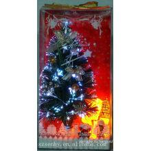 Освещение сияющий красочный светодиодные волоконно-оптические Рождественская деревья