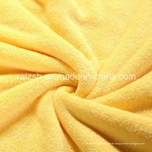 100% Polyester Micro Plüsch Korallen Fleece Stoff