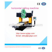 Fresadora horizontal excelente y de alta precisión
