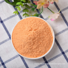 Factory supply 100% Natural First Grade Dehydrated Dried carrot powder