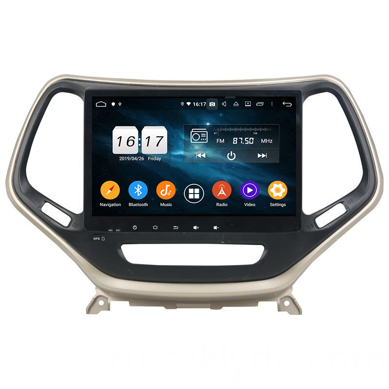 Cherokee 2016 Single din car