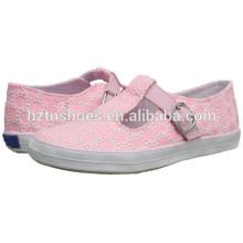 Sapatos por atacado baratos para crianças 2016 New Model Baby Girl Shoe