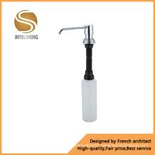 Modern Wall Mount Liquid Soap Dispenser (AOM-9113)