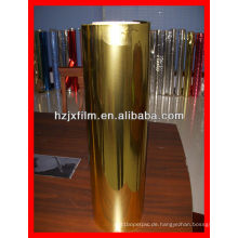 12Micron Polyester Gold Film