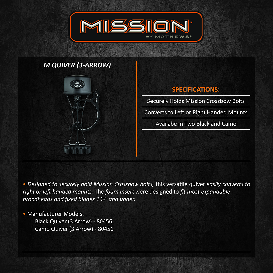 Mission_M_Quiver_3Arrow_Product_Description