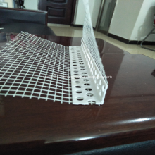 Угловая бисера с сеткой из стекловолокна для строительных материалов