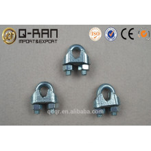 Rigging US Type Malleable Wire Rope Clamp/Wire Holding Clip