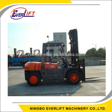 Neue 3 mt 4,5 mt 5 mt 6 mt 7 Tonnen Diesel Gabelstapler niedrigen preis