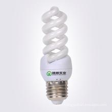 Mini ampoule T2 CFL à économie d'énergie en spirale