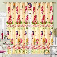 2013 nouveaux rideaux de chambre à coucher enfants design