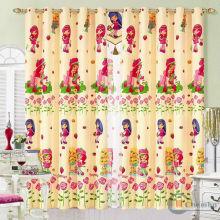 2013 novo design cortinas de quarto para crianças