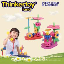 Обучающие головоломки пазлы пластмассовые игрушки для детей