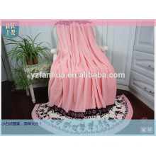 2015 Factory wholesale new products polar fleece coral fleece flannel