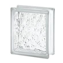Bloque de cristal decorativo cuadrado promocional