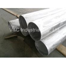 Tubo redondo de alumínio da China