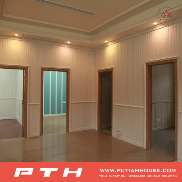 Custom Design for Holiday Resort of Small Steel Villa with 3 Bedrooms