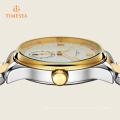 Montre-bracelet d'affaires imperméable d'hommes de luxe automatique 72289