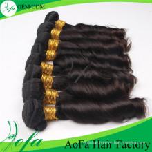 Wholesale Price 100%Indian Human Hair Virgin Human Hair