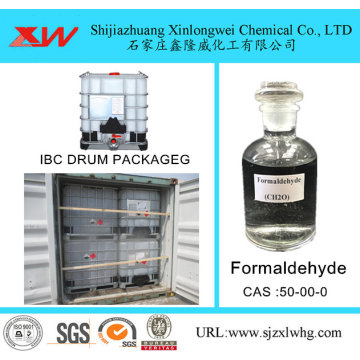 Tech-grade formaldehyde-oplossing 37% 40%