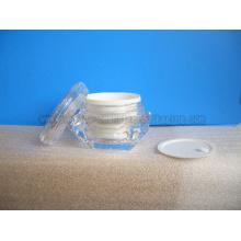 Алмаз формы крем Jar