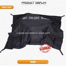 Ballistic Anti-Explosive Decke Aramid Stoff