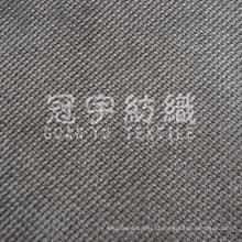 Corte de tecido de veludo de pelúcia curto para tecido de sofá
