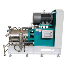 High-efficiency pin type sand mill