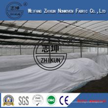 Tela no tejida 100% PP usada para la agricultura con precio competitivo