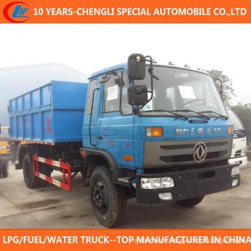 10cbm 12cbm Hydraulic Hook Lift System Garbage Truck