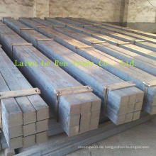Ss400 ASTM A36 S20c 1020 Mild Square Stahl Stäbe