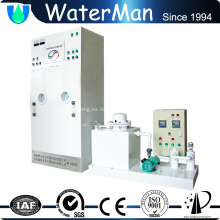 Generador de dióxido de cloro de plantas de agua potable