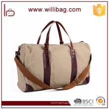 Fashion Outdoor Leisure Sport Bags Canvas Duffle Bag Manufacturers