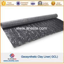 Paneles de arcilla geosintética con adhesivo térmico de HDPE Gcl